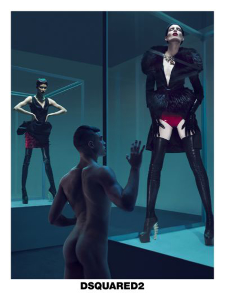 Dsquared2-AW-2010-2011-Campaign