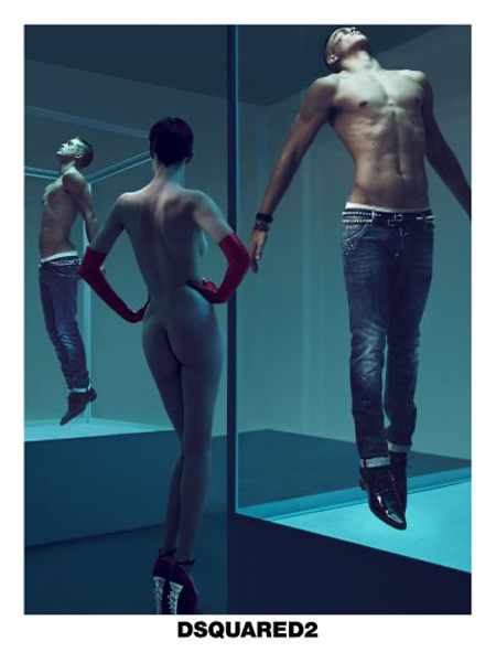 Dsquared2-Fall-Winter-2010-2011-Advertising-Campaign