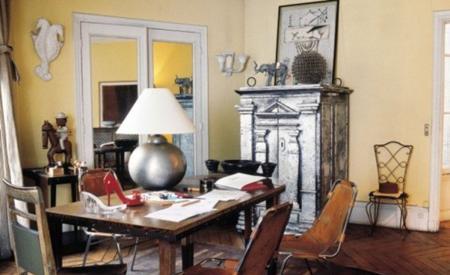 grande vente 3d2c8 a8b28 Christian Louboutin's House in Egypt - FASHION RECIPE